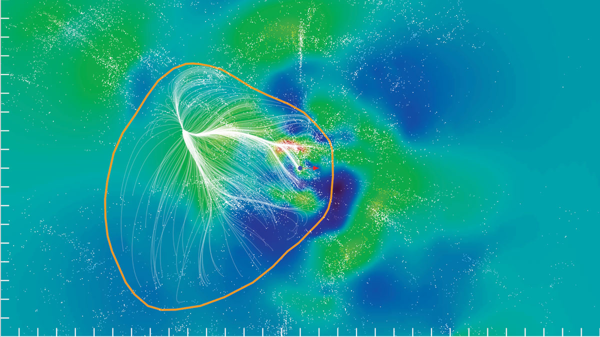 Laniakea: Our Home Supercluster of Galaxies