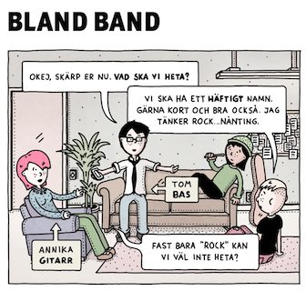 Bland Band